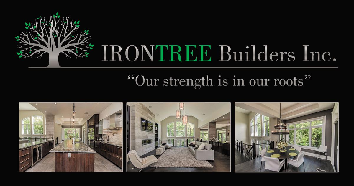 Irontree Builders Inc